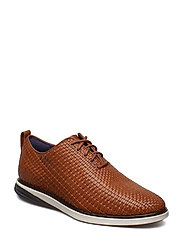 GRANDEVOLUTION WOVEN - BRITISH TAN/IVEROY