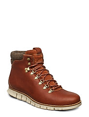 ZEROGRAND HIKER - BROWN