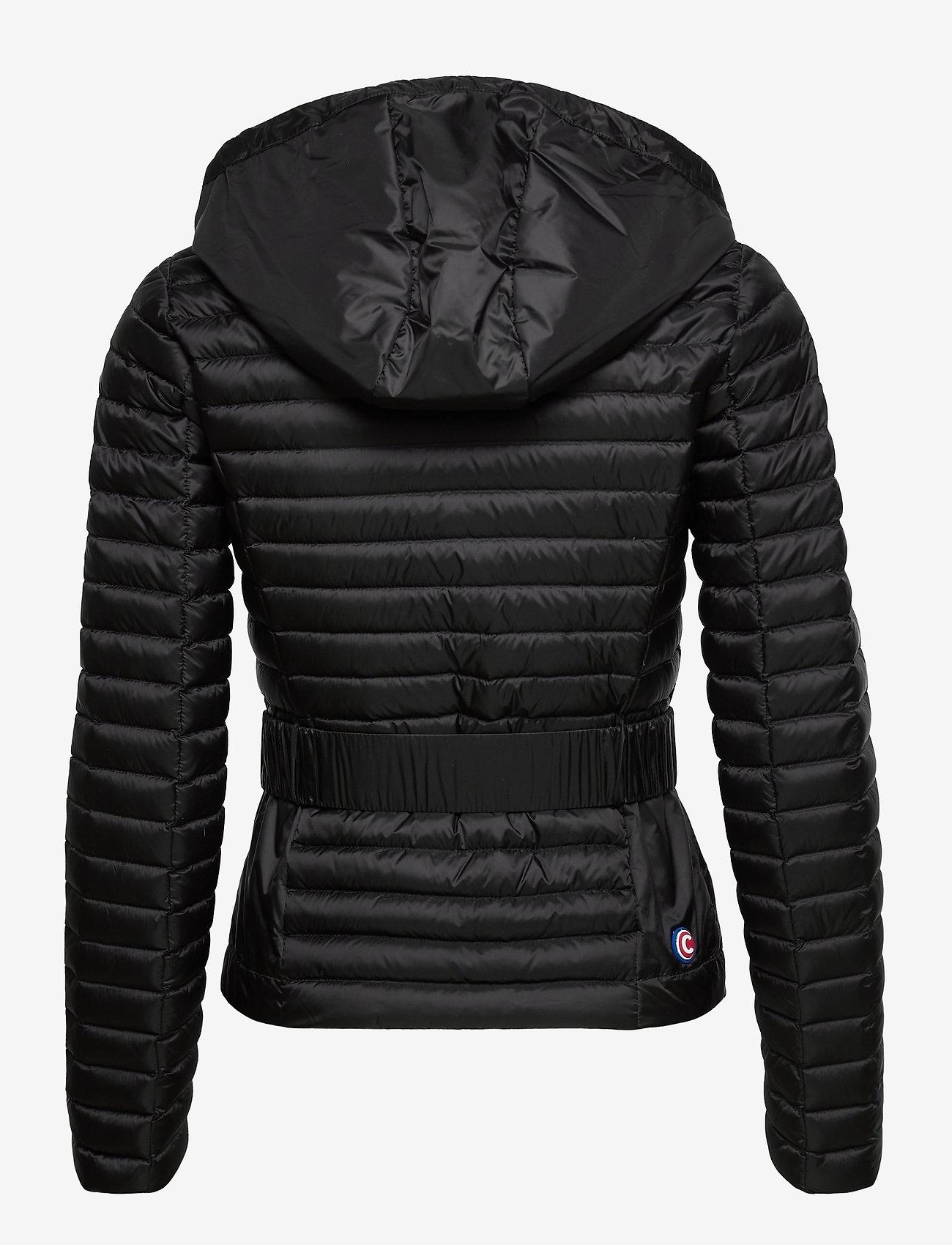 Colmar - LADIES DOWN JACKET - down- & padded jackets - black-light steel - 1