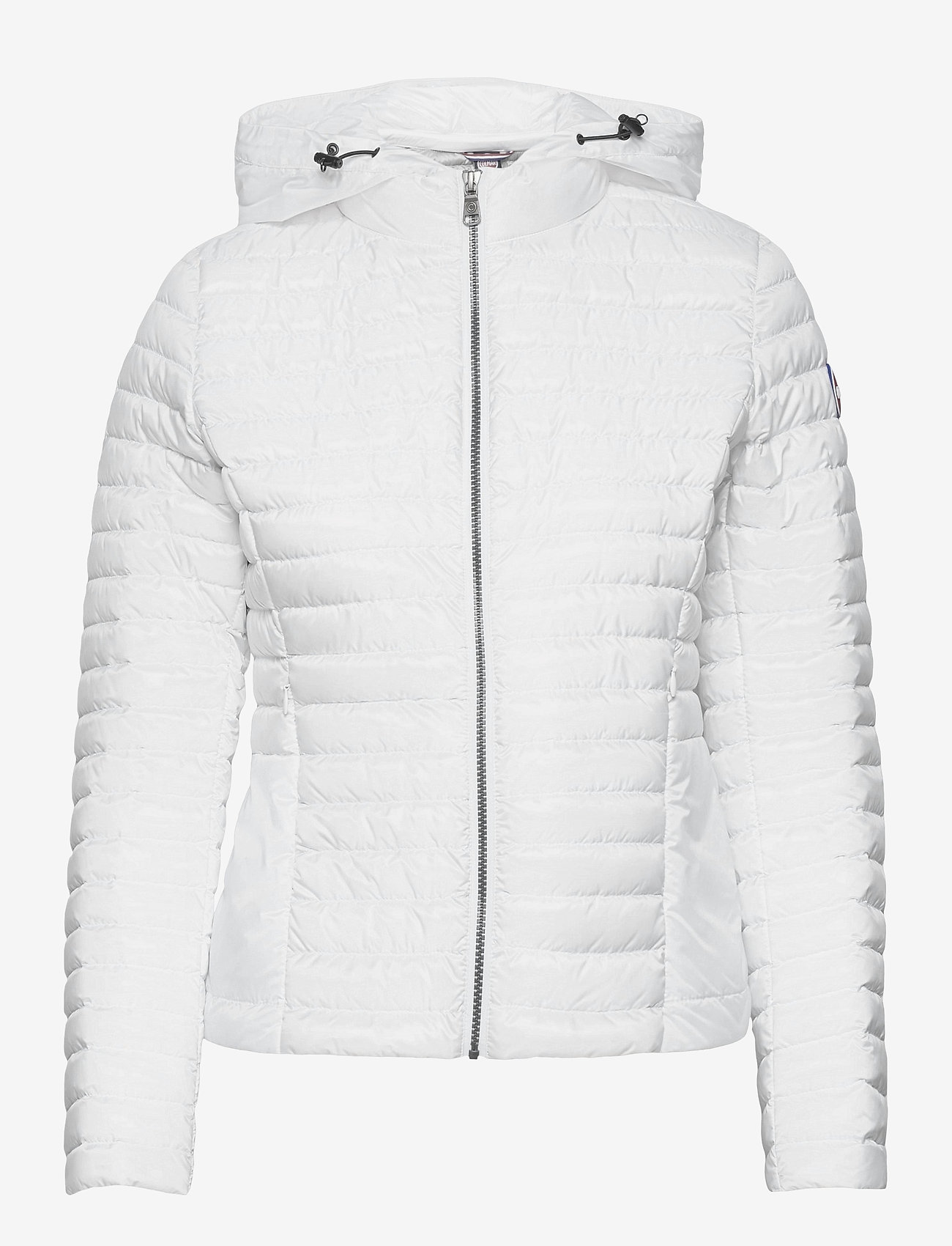 Colmar - LADIES DOWN JACKET - down- & padded jackets - white-light steel - 0