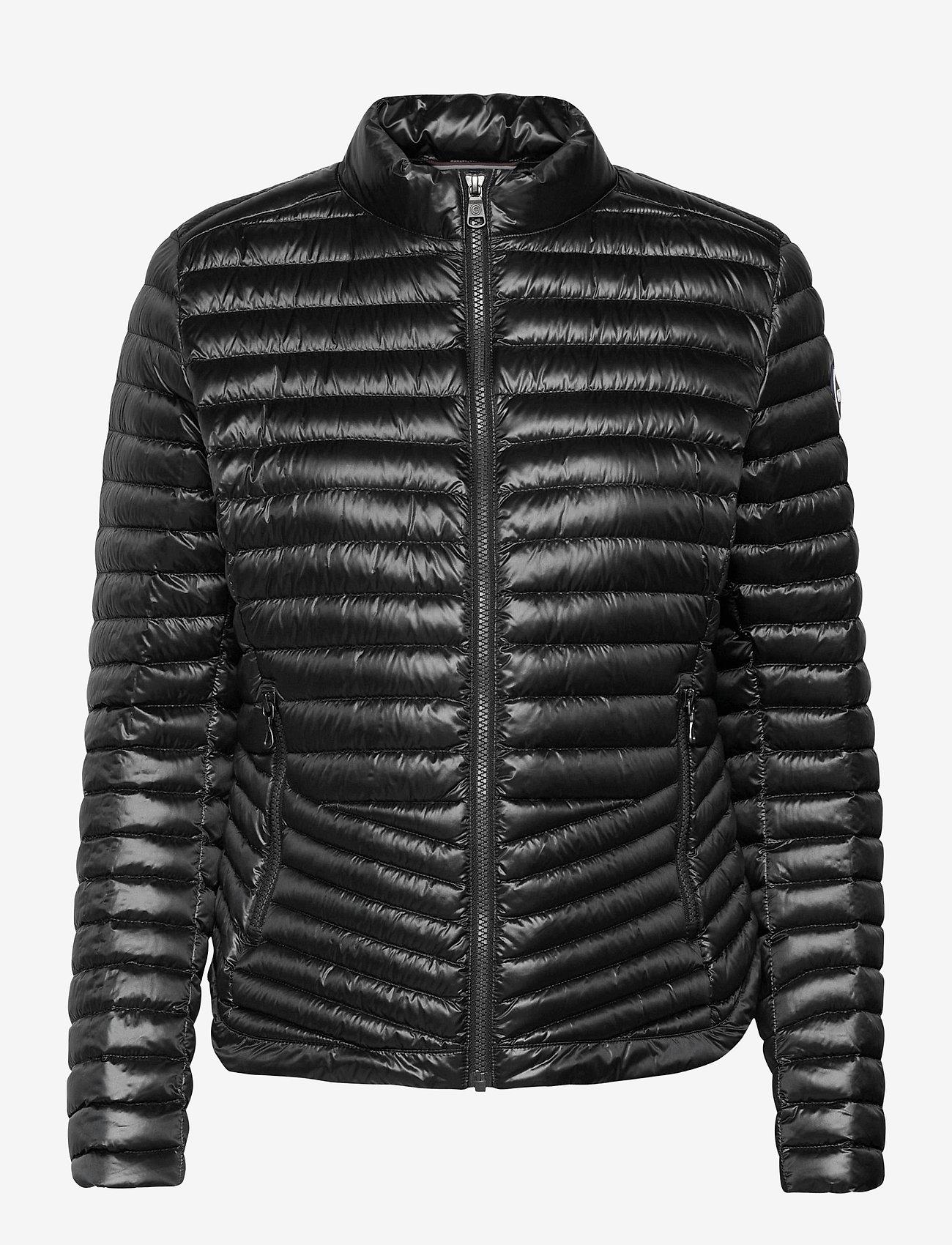 Colmar - LADIES DOWN JACKET - down- & padded jackets - dark black - 0