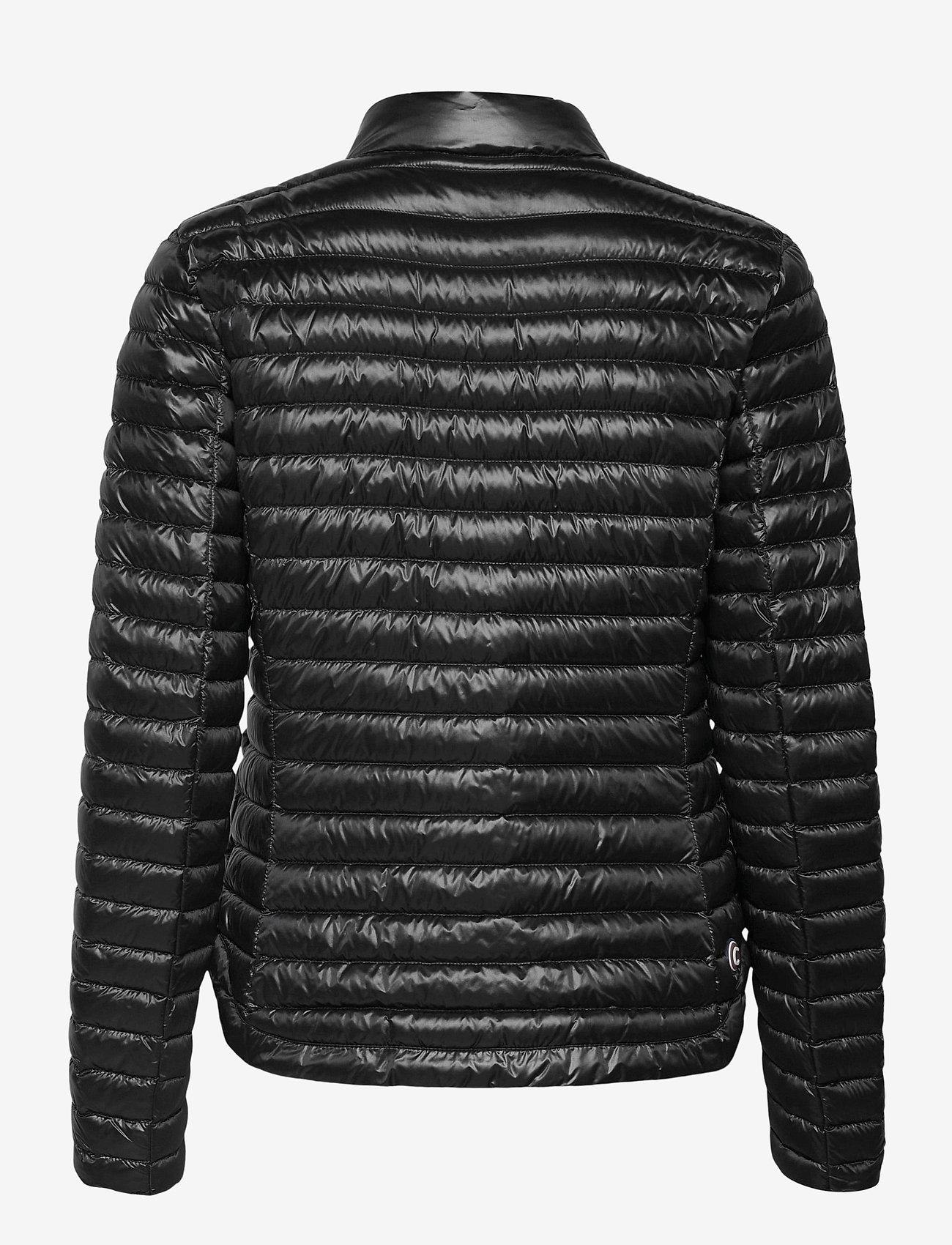 Colmar - LADIES DOWN JACKET - down- & padded jackets - dark black - 1
