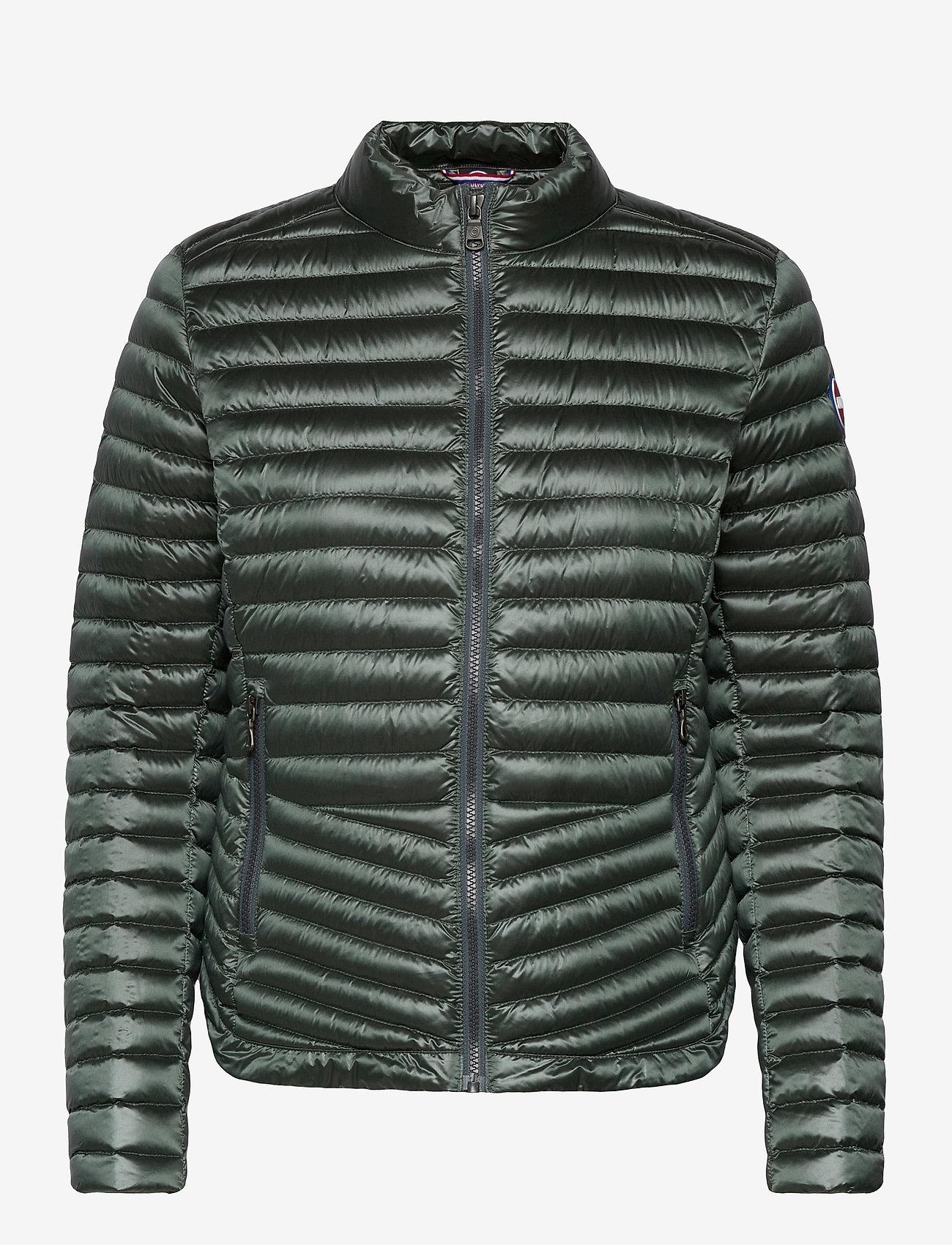 Colmar - LADIES DOWN JACKET - down- & padded jackets - dark mineral - 0