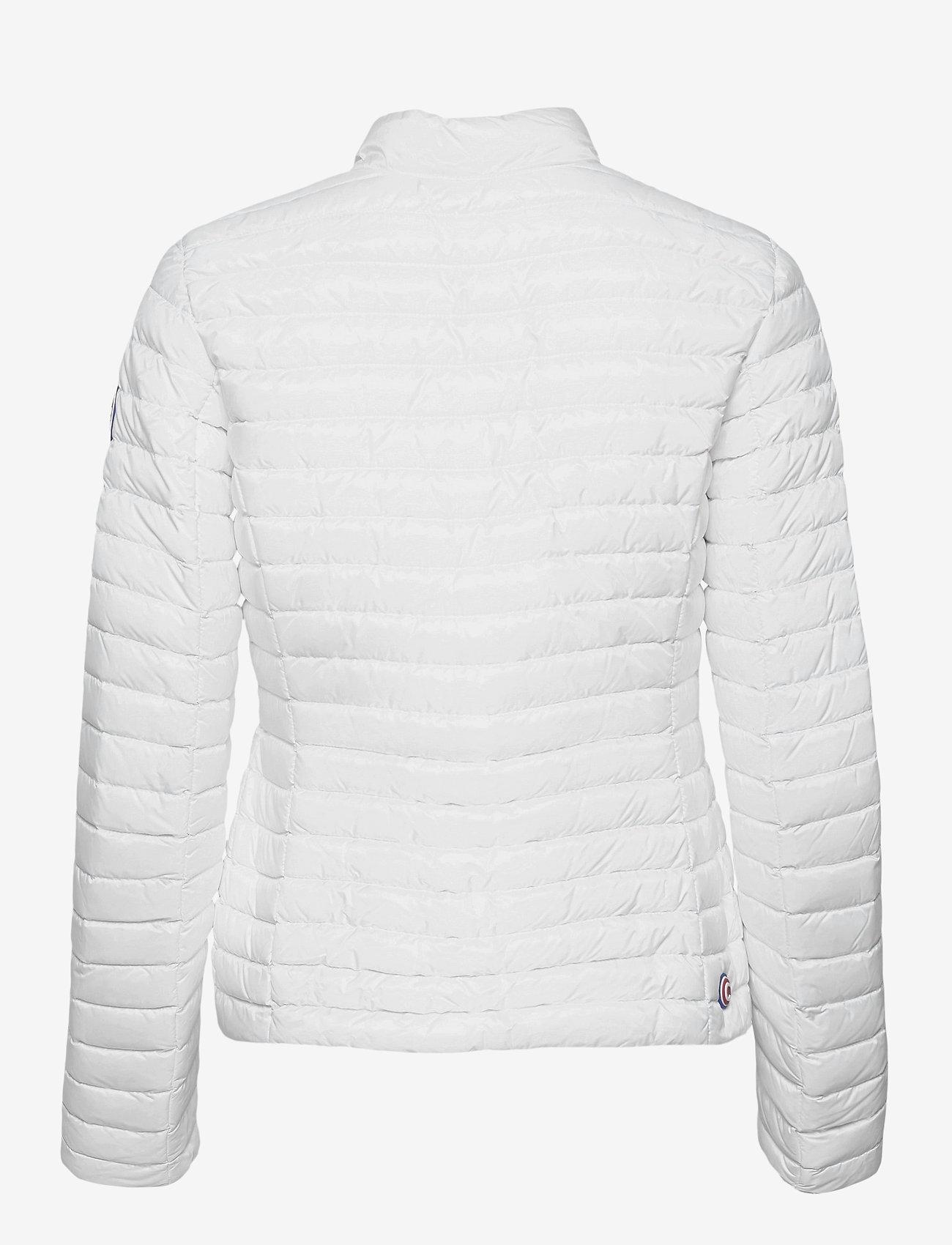 Colmar - LADIES DOWN JACKET - down- & padded jackets - white-light steel - 1
