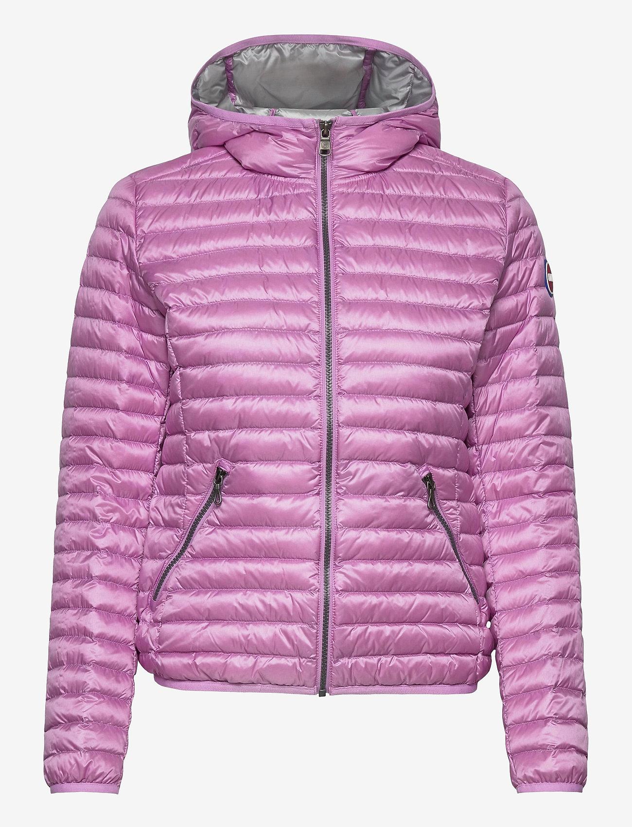 Colmar - LADIES DOWN JACKET - down- & padded jackets - etoile-light steel - 0