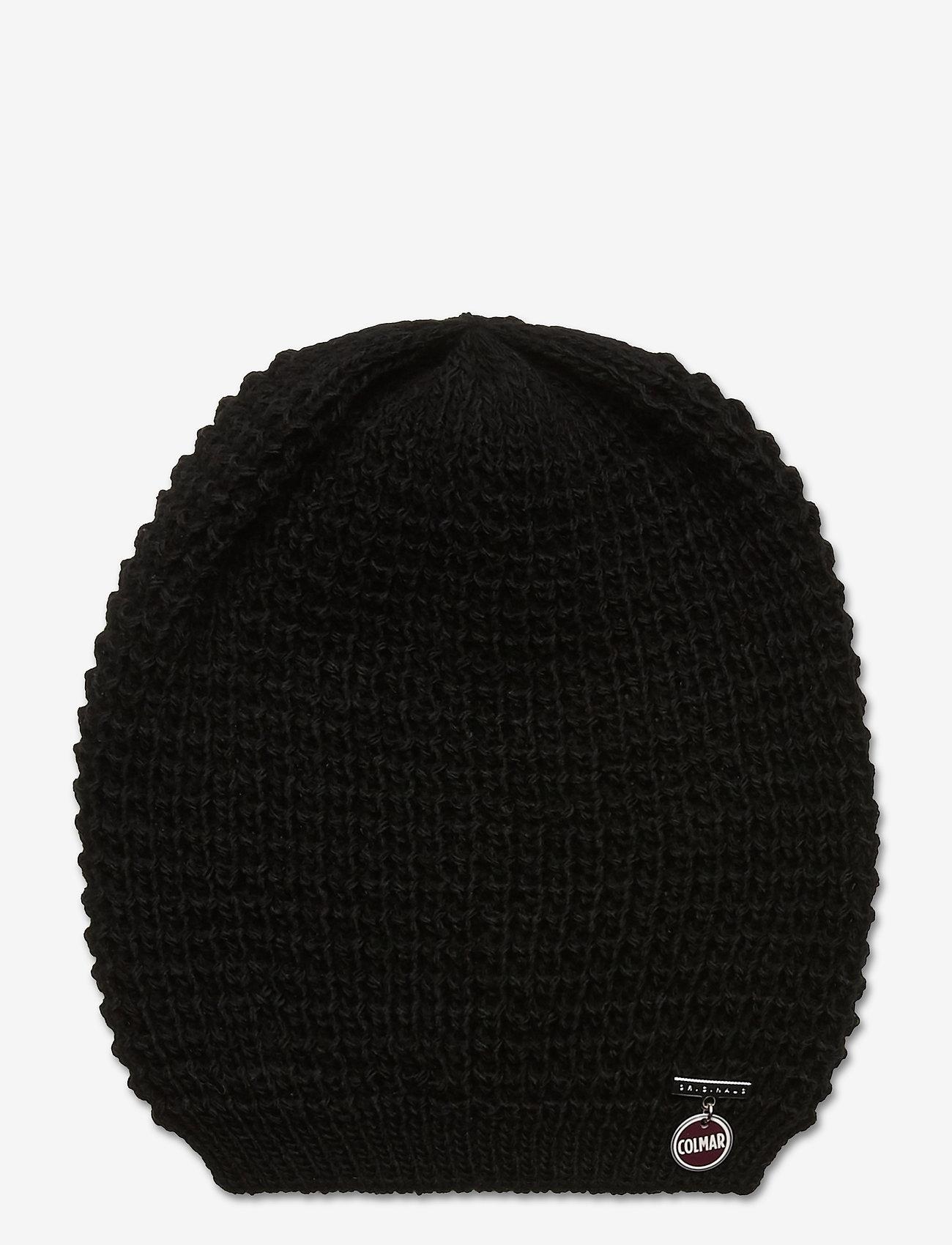 Colmar - LADIES HAT - mutsen - black - 0