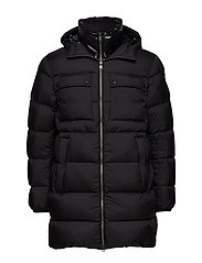 DOWN JACKET - 099 BLACK