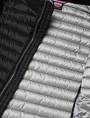 Colmar - LADIES DOWN JACKET - down- & padded jackets - black-light steel - 4