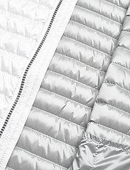 Colmar - LADIES DOWN JACKET - down- & padded jackets - white-light steel - 4
