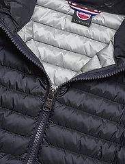 Colmar - LADIES DOWN JACKET - puffer vests - navy blue-light steel - 2