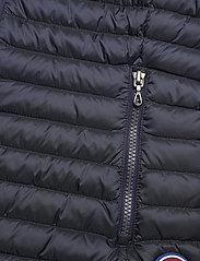 Colmar - LADIES DOWN JACKET - puffer vests - navy blue-light steel - 3