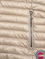Colmar - LADIES DOWN JACKET - puffer vests - toast-light steel - 3