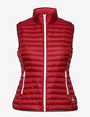 Colmar - LADIES DOWN VEST - vester - 193 hermes-light steel - 1