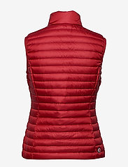 Colmar - LADIES DOWN VEST - vester - 193 hermes-light steel - 2