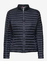 Colmar - LADIES DOWN JACKET - down- & padded jackets - navy blue-light steel - 0