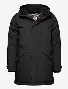 MENS DOWN JACKET - fôrede jakker - black