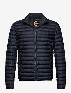 MENS DOWN JACKET - fôrede jakker - navy blue-coffee