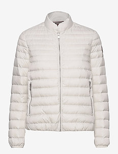 womans down jacket - down- & padded jackets - white