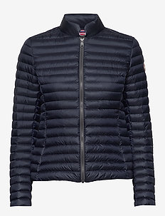 LADIES DOWN JACKET - forede jakker - z68 navy blue-light stee
