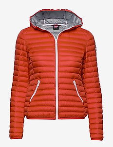 LADIES DOWN JACKET - down- & padded jackets - 460 basketball-light ste