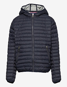 BOY DOWN JACKET - veste rembourrée - navy blue-light steel