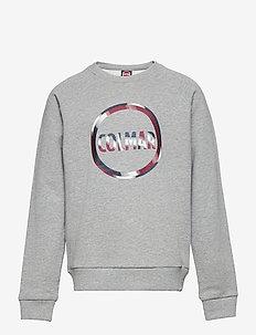 BOYS SWEATSHIRT - sweatshirts - melange grey