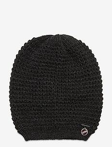 LADIES HAT - hatte - charcoal melange