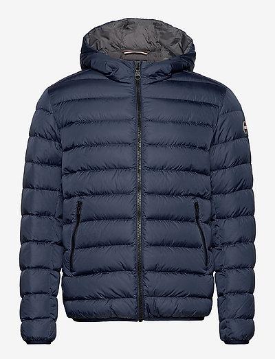 MENS DOWN JACKET - padded jackets - navy