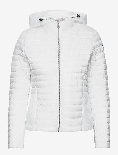 LADIES DOWN JACKET - down- & padded jackets - white-light steel