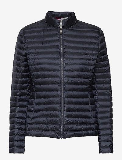 LADIES DOWN JACKET - down- & padded jackets - navy blue-light steel