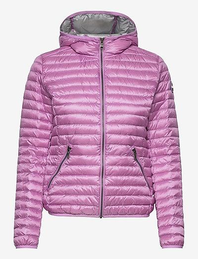 LADIES DOWN JACKET - down- & padded jackets - etoile-light steel