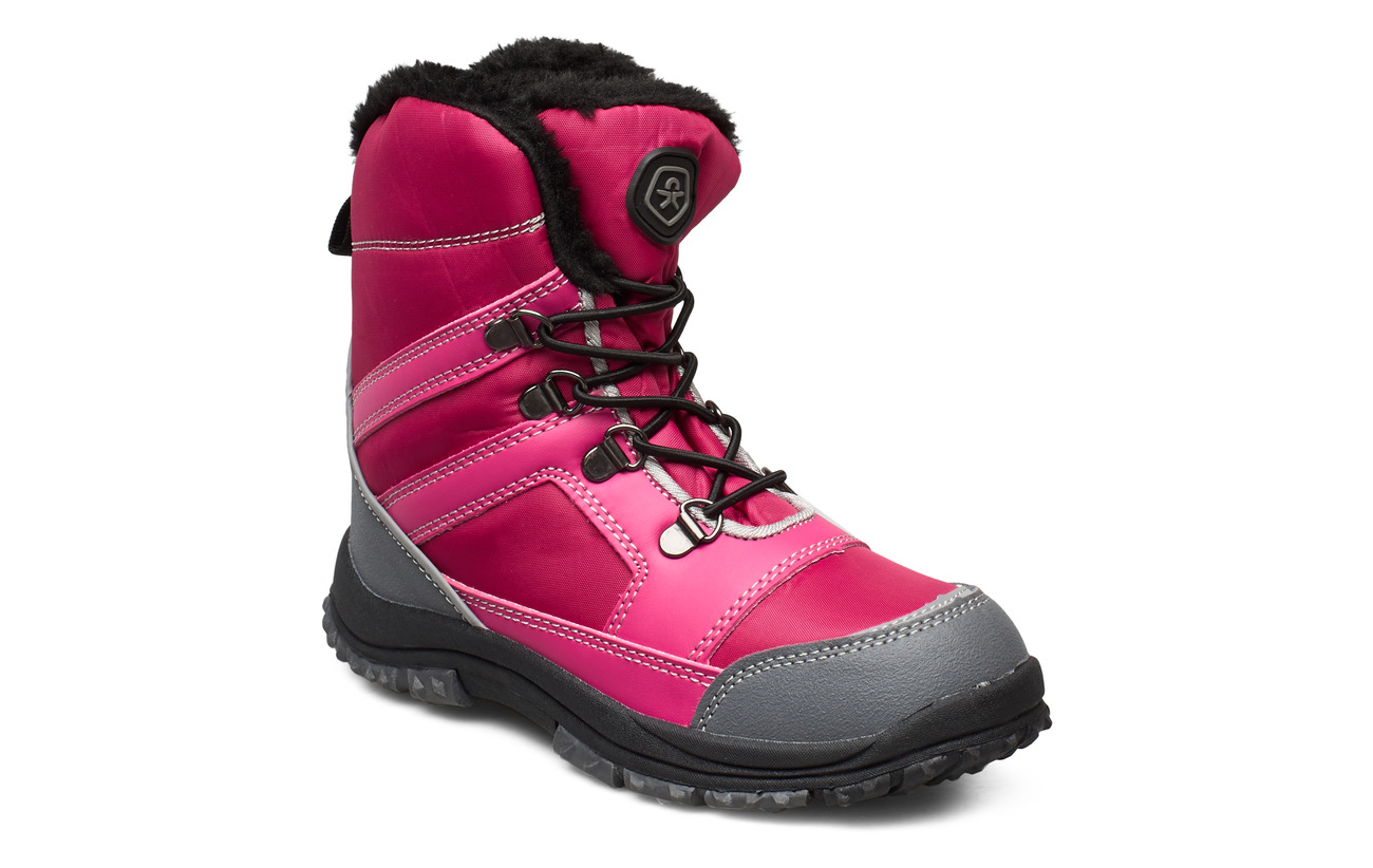 Color Kids Kitha boots - RASBERRY