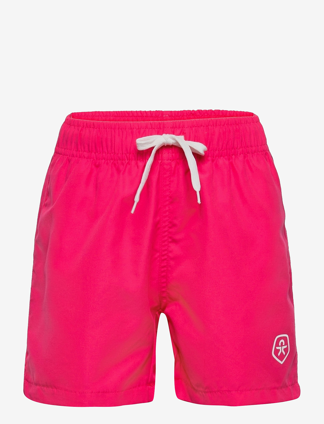 Color Kids - Swim shorts solid UPF 30+ - badehosen - pink yarrow - 0