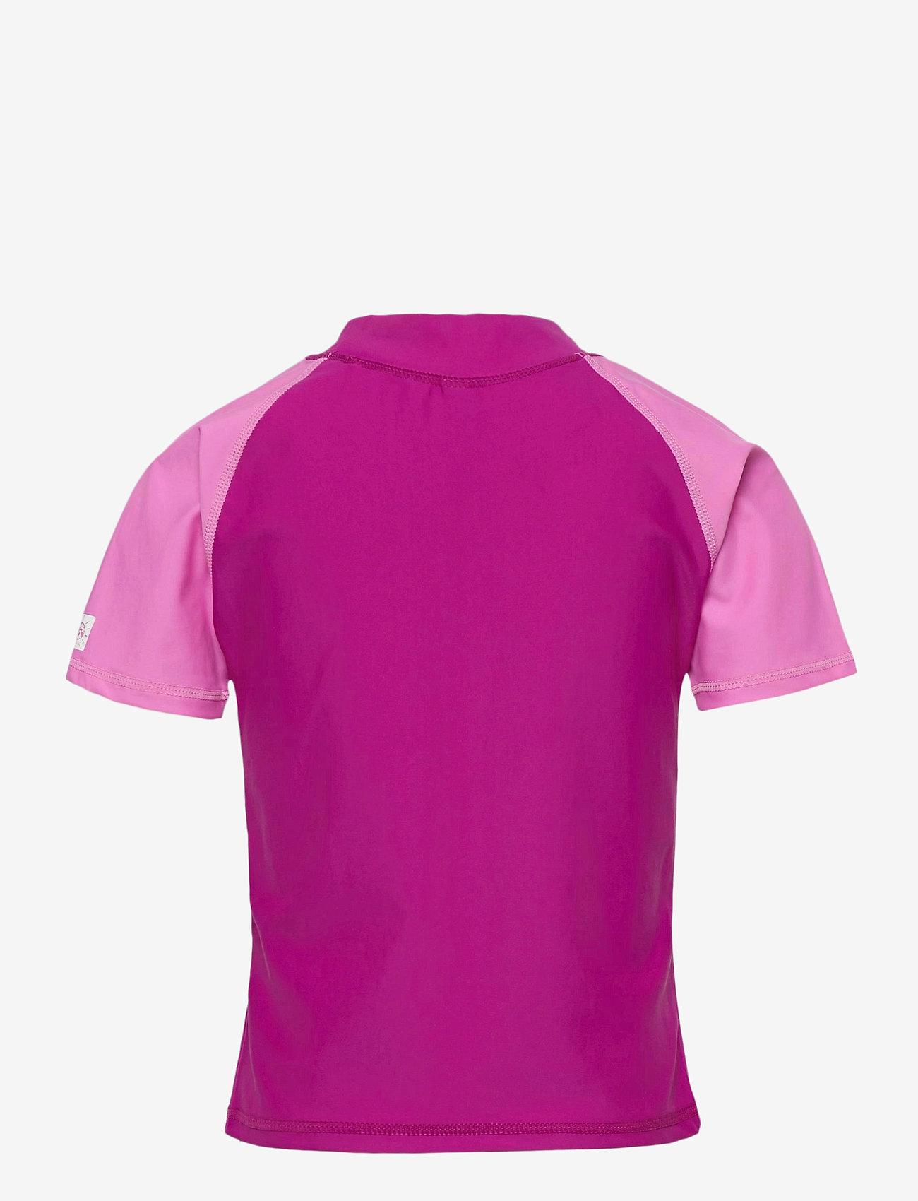 Color Kids - T-shirt - koszulki - berry - 1