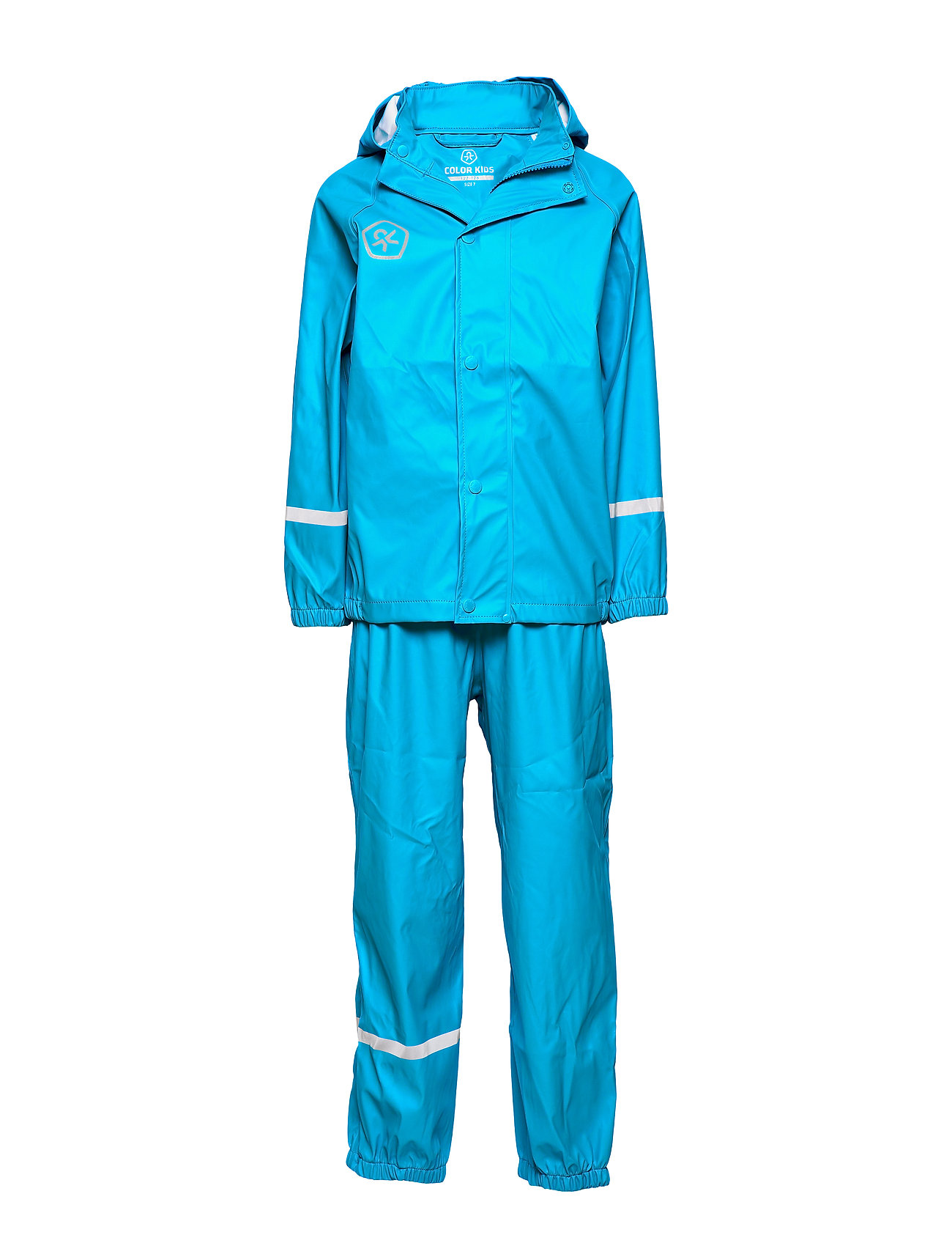 Color Kids Taxi rain set PU - DIVA-BLUE
