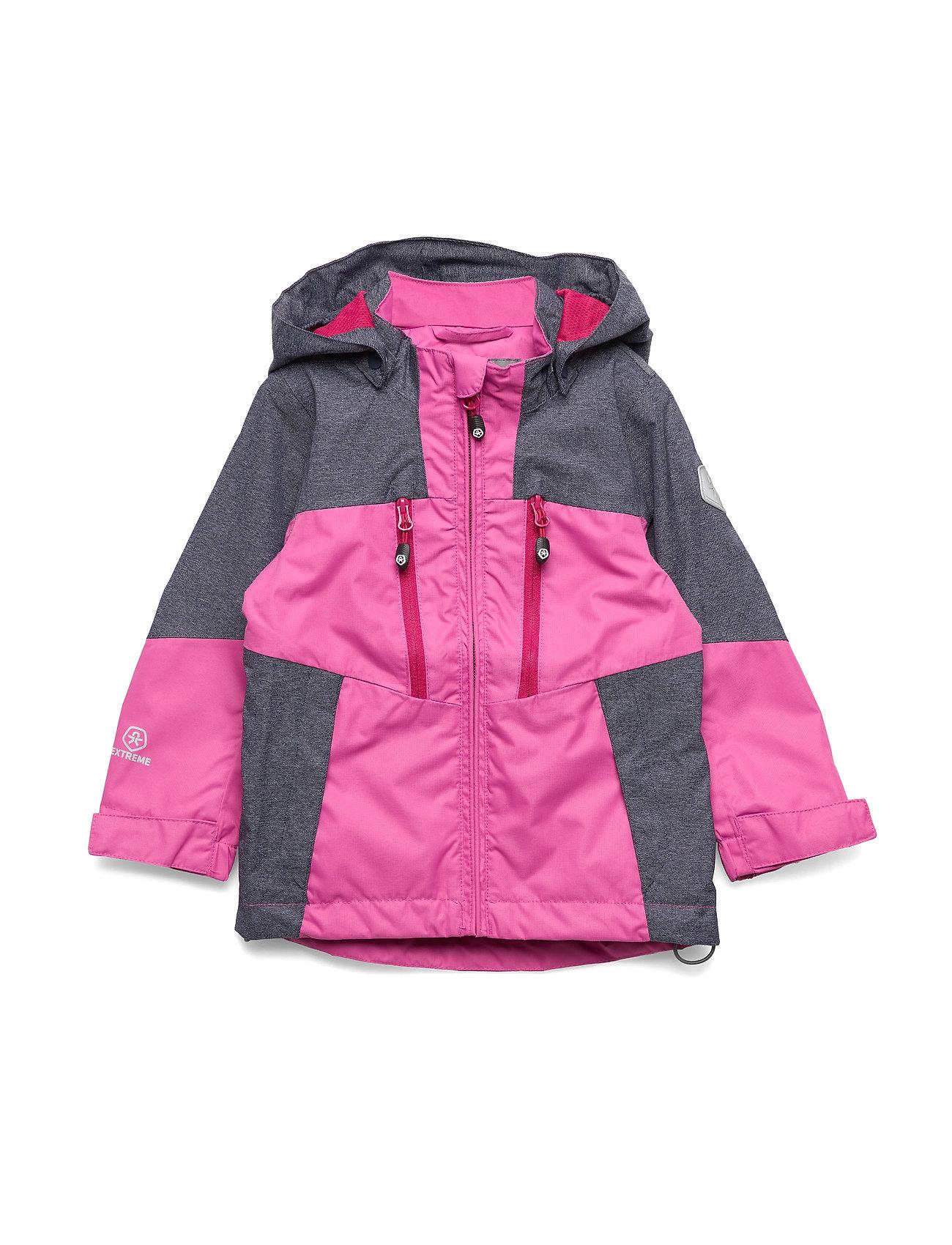 Color Kids Elvilda jacket - PINK HEAVEN