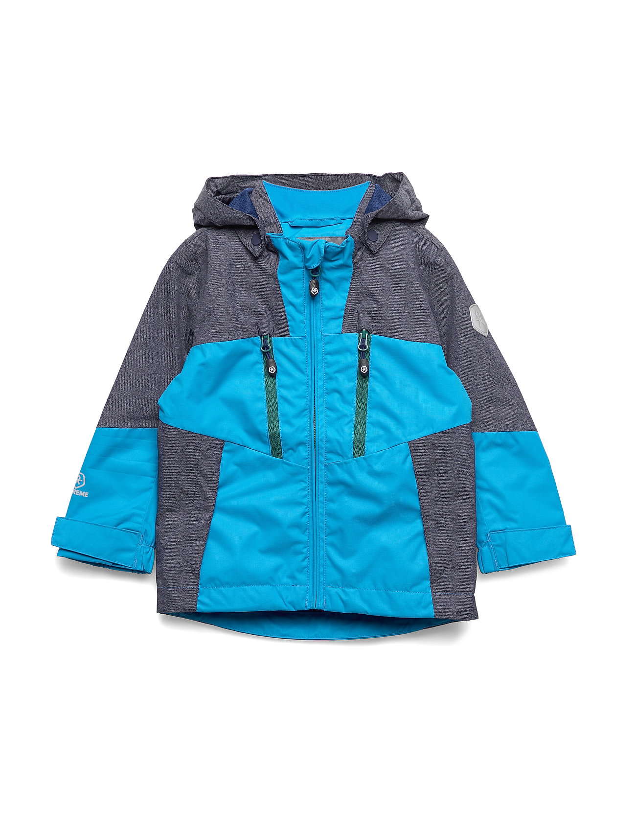 Color Kids Emmett jacket - BLUE ASTER