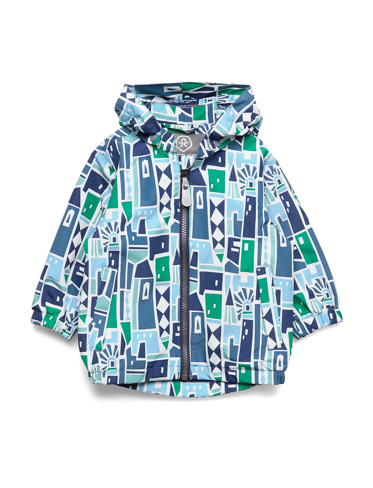 Color Kids Estelle mini jacket AOP - STELLAR