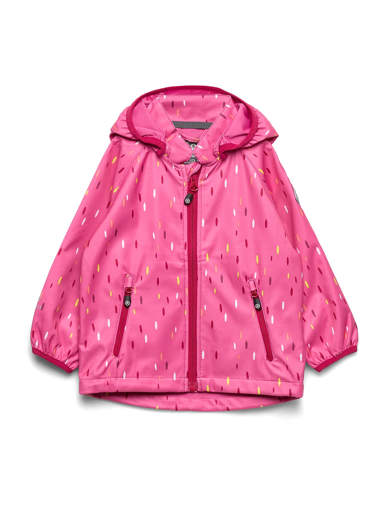 Color Kids Veast mini softshell jacket - PINK HEAVEN