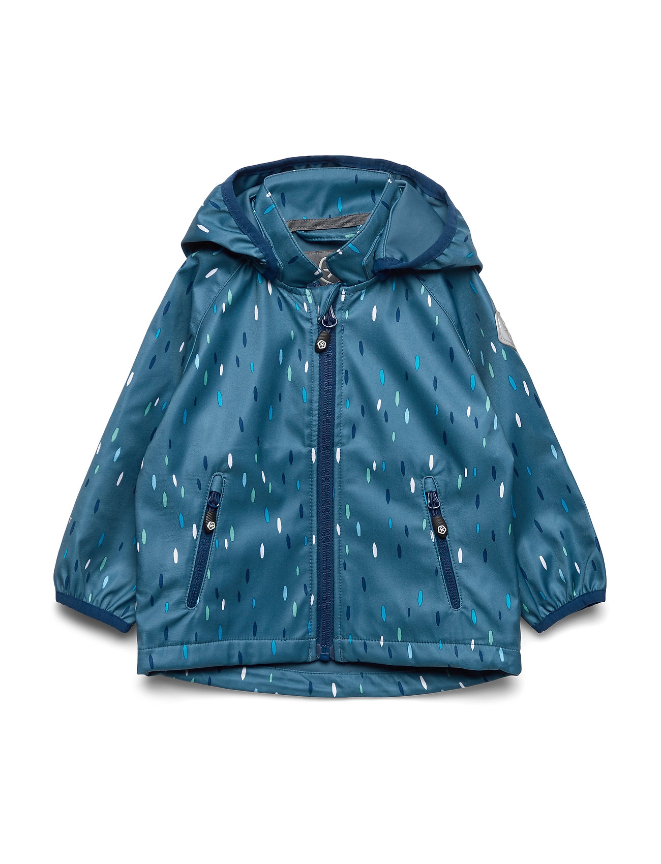 Color Kids Veast mini softshell jacket - STELLAR
