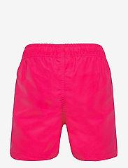 Color Kids - Swim shorts solid UPF 30+ - badehosen - pink yarrow - 1