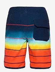 Color Kids - Swim shorts gradient UPF 30+ - badehosen - fire - 1