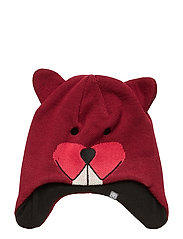 Reaver mini Hat - BEET RED