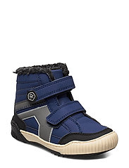 Kemi boots - ESTATE BLUE
