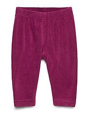 Nextong mini pants - MAGENTA PURPLE