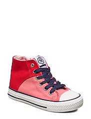 Vaage canvas boots - SUGAR CORAL