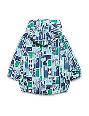 Estelle mini jacket AOP