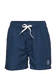 Bungo beach shorts - ESTATE BLUE