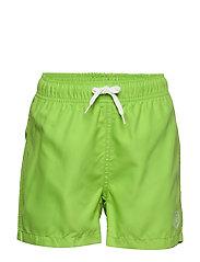 Bungo beach shorts - JASMINE GREEN