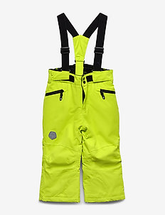 Sanglo ski pants - LIME PUNCH